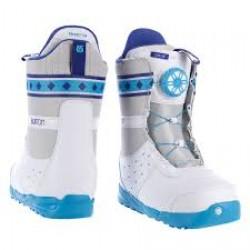 Ботинки женские для сноуборда Burton Chloe WHITE/BLUE