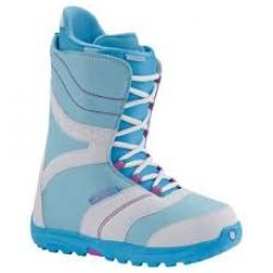 Ботинки женские для сноуборда Burton Coco White/Blue 15-16