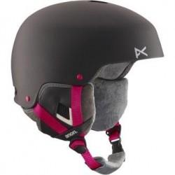 Шлем защитный  Anon Lynx black 15-16