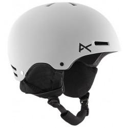 Шлем защитный  Anon Raider white 15-16