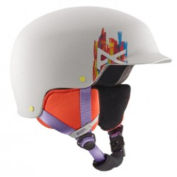 Шлем защитный подростк.  Anon Scout Oz Gray 15-16