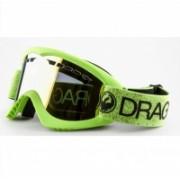 Маска Dragon DX (Green - Dark smoke)