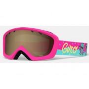 маска GIRO Chico дет. 372321, Disco Birds/Amber Rose 40 S21