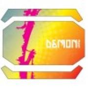 Накладка на сноуборд Demon Machine Stomp Clear
