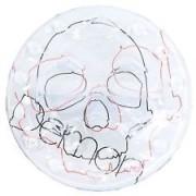 Накладка на сноуборд Demon Skull Stomp Clear