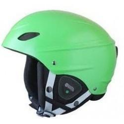 Шлем защитный Demon Phantom Team Green