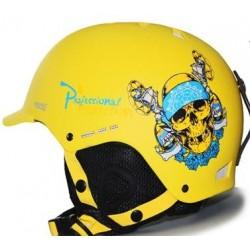 Шлем защитный ProPro SMH-006 Yellow