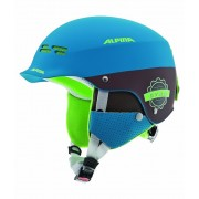 Шлем Alpina SPAM CAP JR (blue-brown)