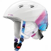 Шлем Alpina GRAP 2.0 JR (white-periwinkle)