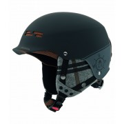 Шлем Alpina SPAM CAP JR (black-bronce)