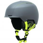 Шлем Blizzard S19 Guide ski, grey/neon yellow