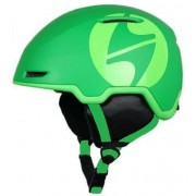 Шлем Blizzard Viper Dark Green Matt/Bright Green Matt/ Big Logo S21