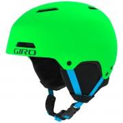 Шлем Giro CRUE Matte Bright Green S21 подростковый