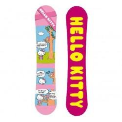 Сноуборд детский Skilon Hello kitty