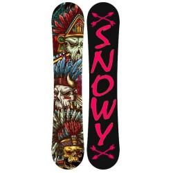 Snowy Wendigo 16-17