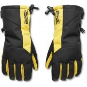 Перчатки Thirtytwo Lashed Glove 15k - black/gold S21