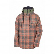 Куртка 686 Reserved Axxe Flannel Insulated (Army)