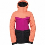Куртка 686 Women`s Authentic Annex Jacket (Coral colorblock)