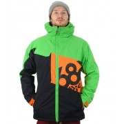 Куртка 686 Mannual Iconic Insulated Jacket (Grass colorblock)
