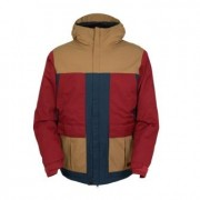 Куртка 686 AUTHENTIC Insider Insulated Jacket (tobacco colorblock)