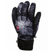 Перчатки 686 Ruckus Pipe gloves (good times black)