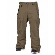Брюки 686 Mannual Infinity Insulate pants (texture CHOCOLATE)