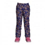 Брюки детские 686 Girls Authentic Meadow Pant (Iris Floral Camo)