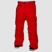 Брюки 686 Mannual Infinity Insulate pants (texture DARK RED)