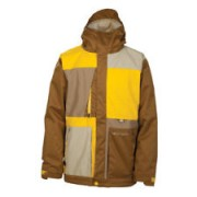 Куртка 686 Reserved Sonic jacket (yellow)