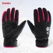 Перчатки Burtono Black/Purple