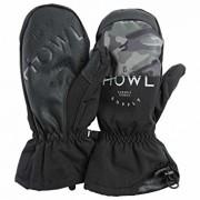 Варежки Howl Team (black)