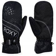 Варежки ROXY Jetty Sol Mitt black S20