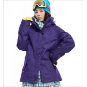 Куртка STL J6 screw board jacket Jacket (Violet denim)