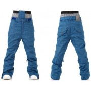 Брюки STL P7 Polka Board Pants (Blue stain)