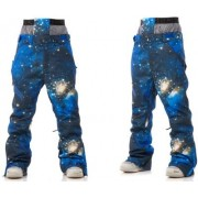 Брюки STL P7 Techno board pants (Blue Galaxy)