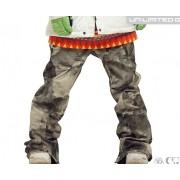 Брюки STL P6 board techno clothing Pants (Kamo pixels)