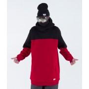 Толстовка удлиненная  NM4 ninja (red/black)