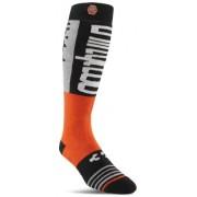 Носки THIRTYTWO Double Sock (burnt orange)