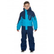 Комбинезон детский Snowheadquarter T-8806 (синий)