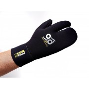 Перчатки неопреновые Aquadiscovery 3 Fingers Superstretch titan 4мм