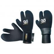 Перчатки неопреновые 3 Fingers double cuff 3 мм