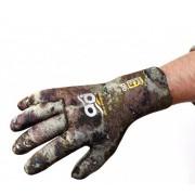 Перчатки неопреновые Aquadiscovery Calcan green 3мм
