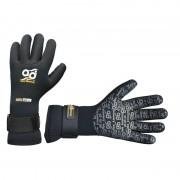 Перчатки Aquadiscovery 5 палые Velcro 5мм