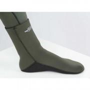 Носки Aquadiscovery L'onda-Verde 7мм