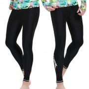 Леггинсы брюки Sbart 806 (black/white)