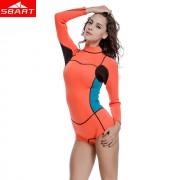 Гидрокостюм 2мм Sbart 812 (orange)