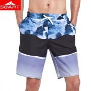 Бордшорты Sbart 243 (gray camo)