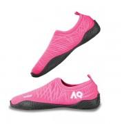 Пляжные тапки Aqurun Basic, розовый