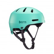 Шлем для водных видов спорта Bern Macon 2.0 H20 Matte Mint S20