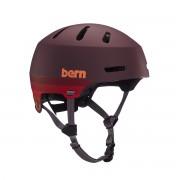 Шлем для водных видов спорта Bern Macon 2.0 Matte Retro Maroon